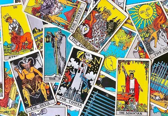 Tarot and Cards screenshot
