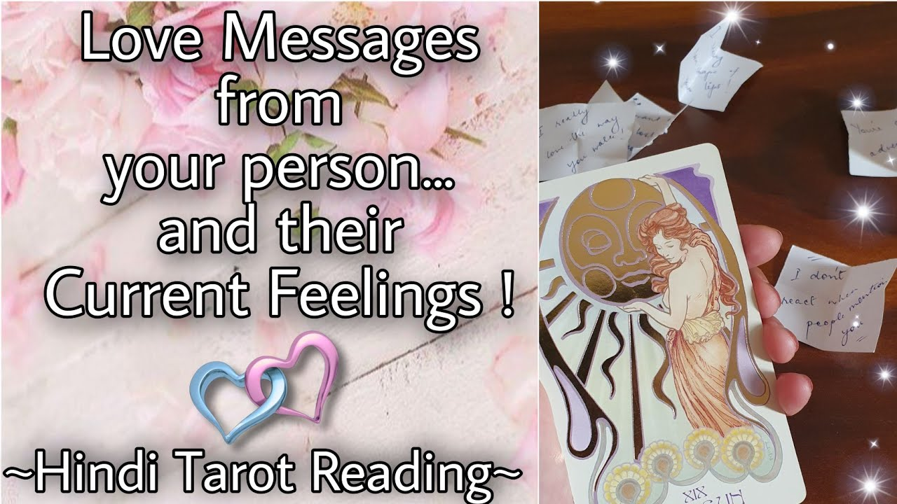 💗 Hindi Tarot Reading 💗 Unki Current Feelings & Messages for you ...